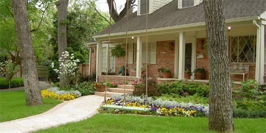 Landscape Design Company Dallas TX